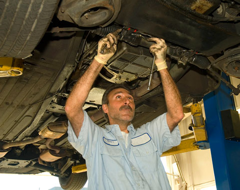 Auto Repair in Los Altos, CA